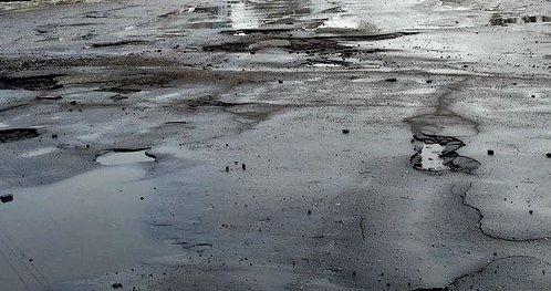 Поймали уральского школьника критикующего ремонт дорог