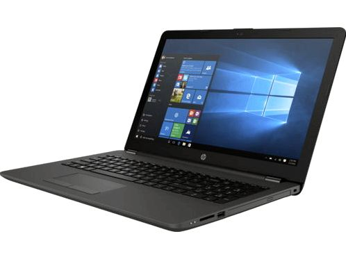 Ноутбук HP 250 G6 избавляемся от перегрева